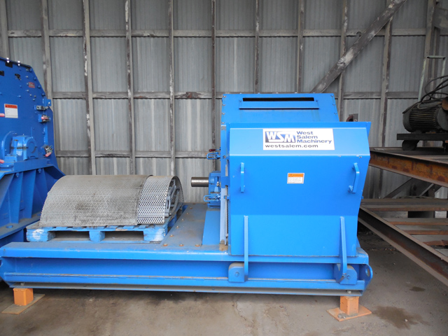 Used WSM Stock 4430 Hammermill