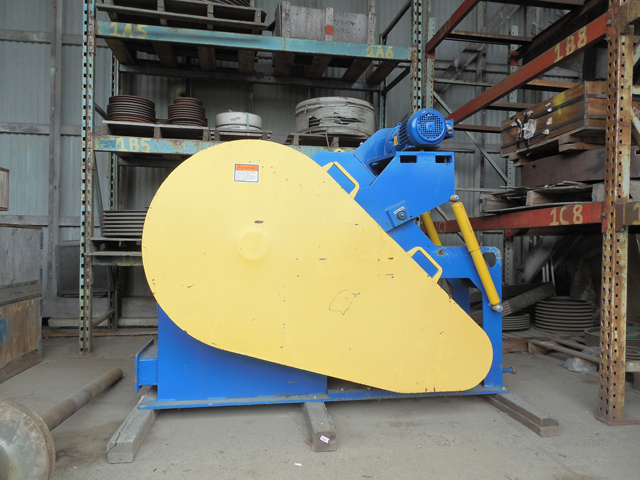 Used WSM 1614HTH Low RPM Horizontal Grinder